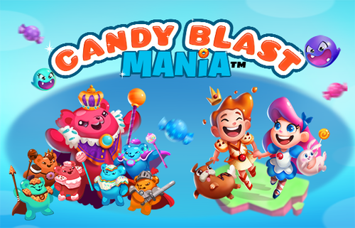 CANDY BLAST MANIA FOR PC(WINDOWS 7/8, MAC)