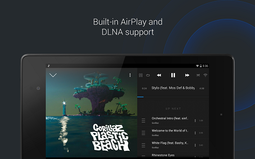 Best Android Music Player App for Android SmartPhone