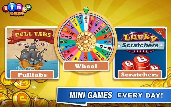 Features of New Bingo Bash