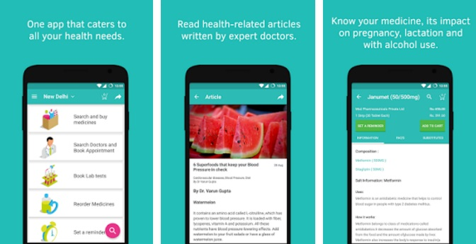 Best Medical Apps For Android in 2015