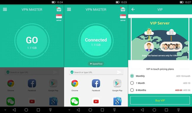 Best Free VPN for Android Phones and Tablets - Master VPN