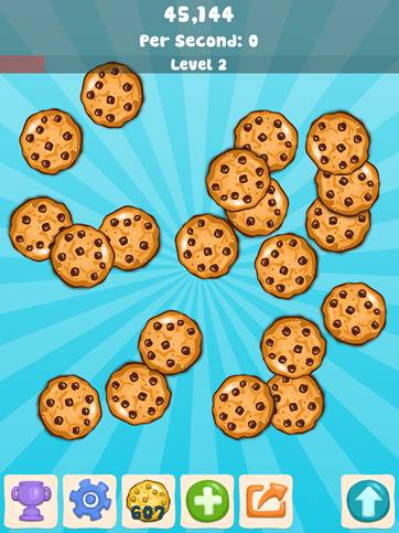 COOKIE CLICKERS (CHRISTMAS)