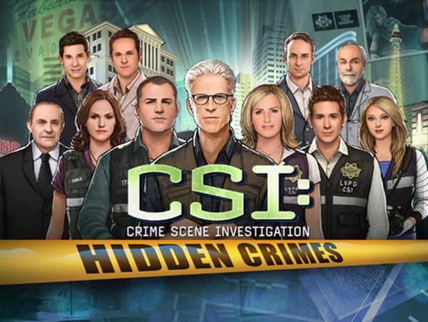 CSI HIDDEN CRIMES